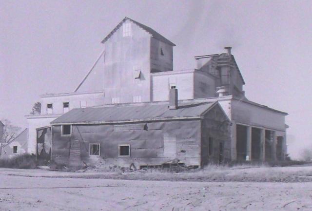Feldspar mill Topsham