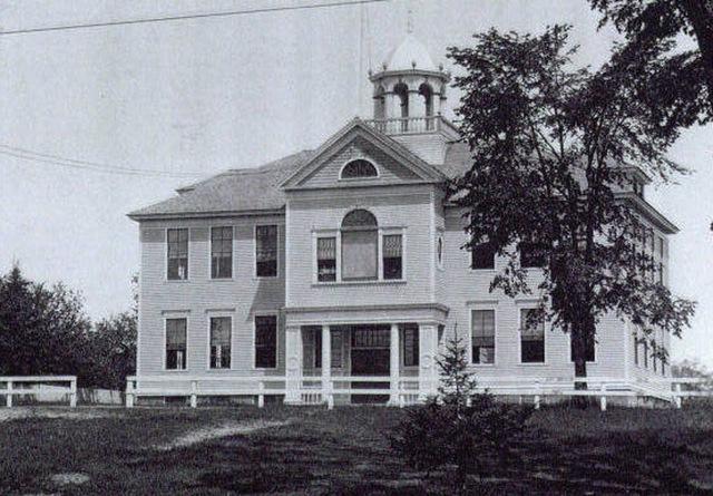 Topsham Grammar School 1900 sized