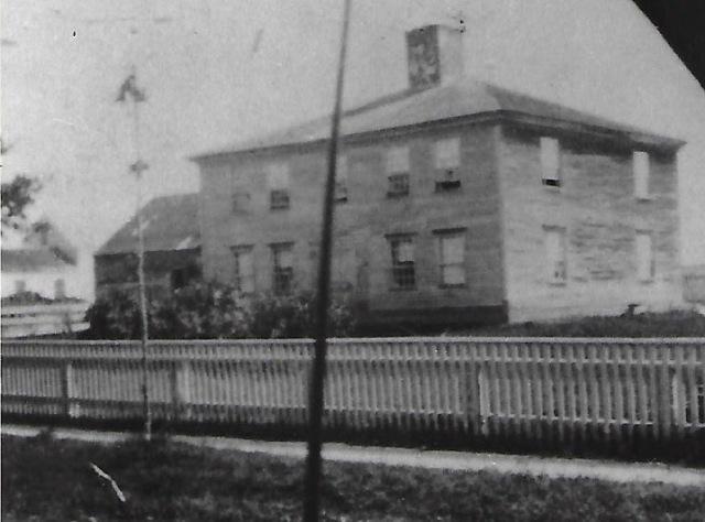 SAMUEL THOMPSON HOUSE 53 Elm Street in the 1880s png